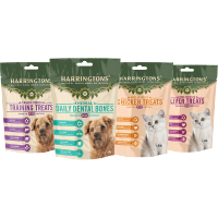 Harringtons Cat oder Dog Treats Coupon