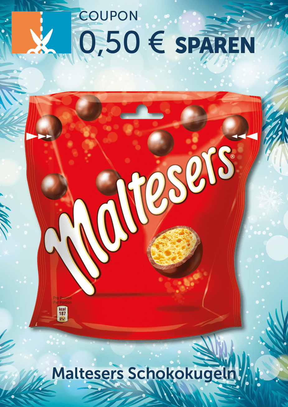 Malteser Coupon