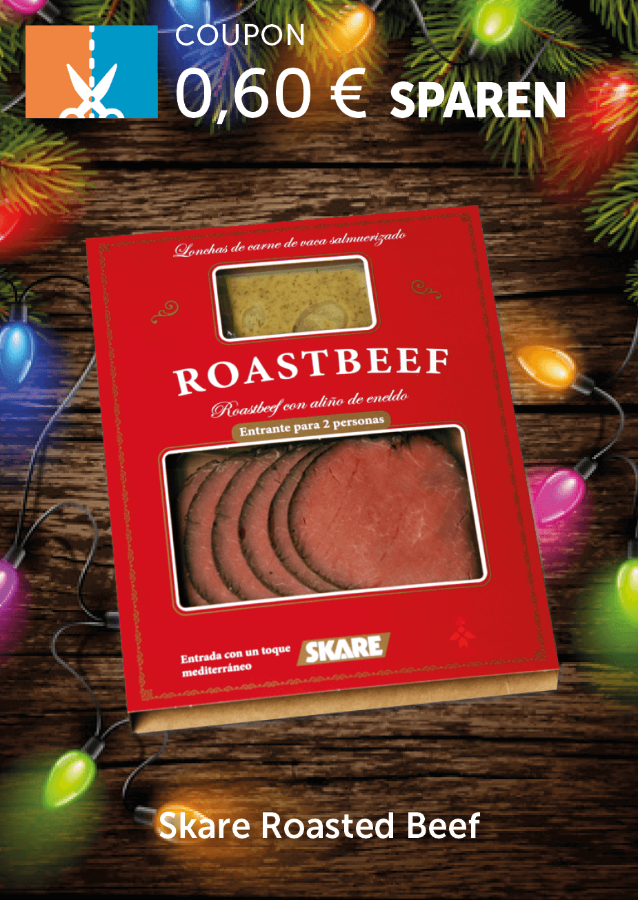 Skare Roasted Beef Coupon