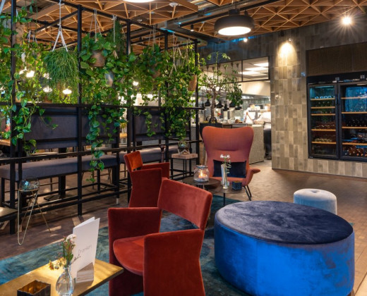 Four Elements Hotel Amsterdam afbeelding