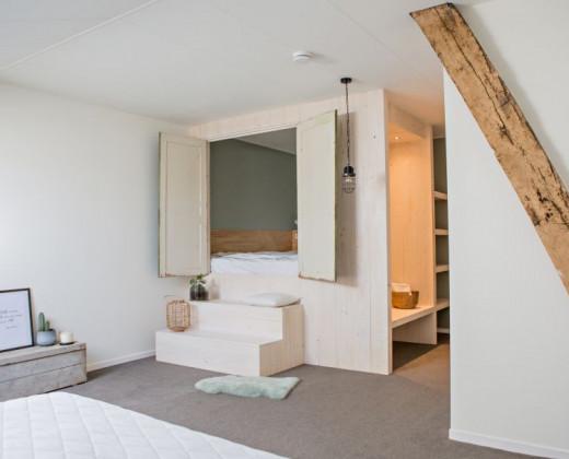 Natuurhuisje in Oudega súdwest fryslân afbeelding