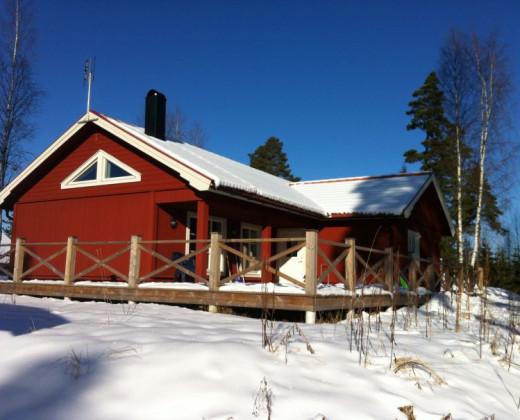 Natuurhuisje in Överbyn, torsby afbeelding