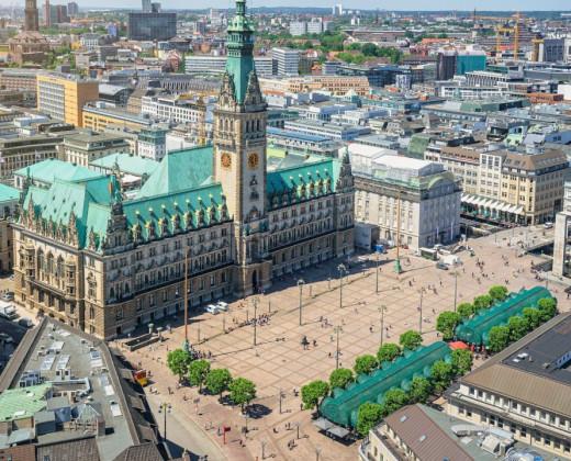 NH Hamburg Horner Rennbahn afbeelding