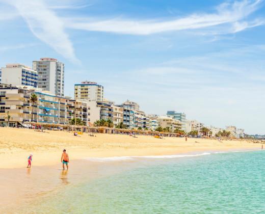Quarteira Sol Algarve afbeelding