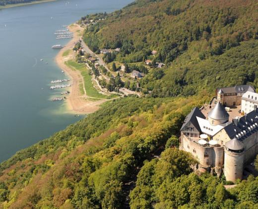 Schloss Waldeck afbeelding