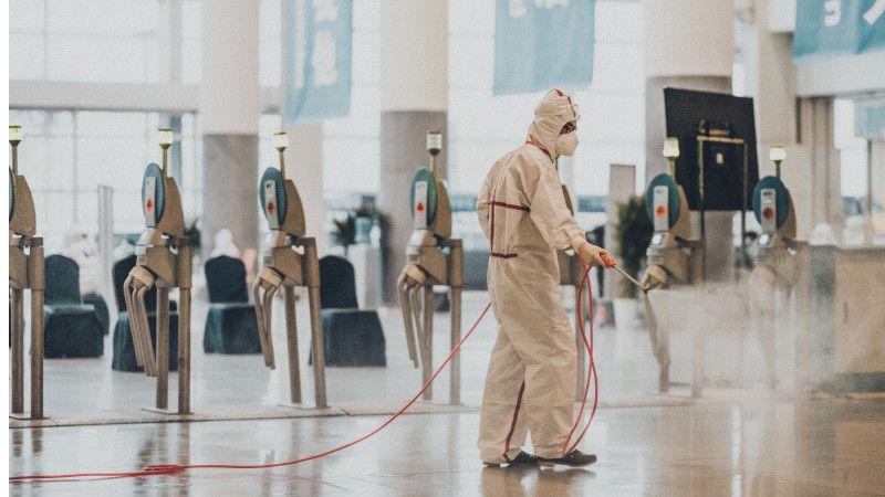 Jak dostosować parking lotniskowy do nowych wymagań sanitarnych?