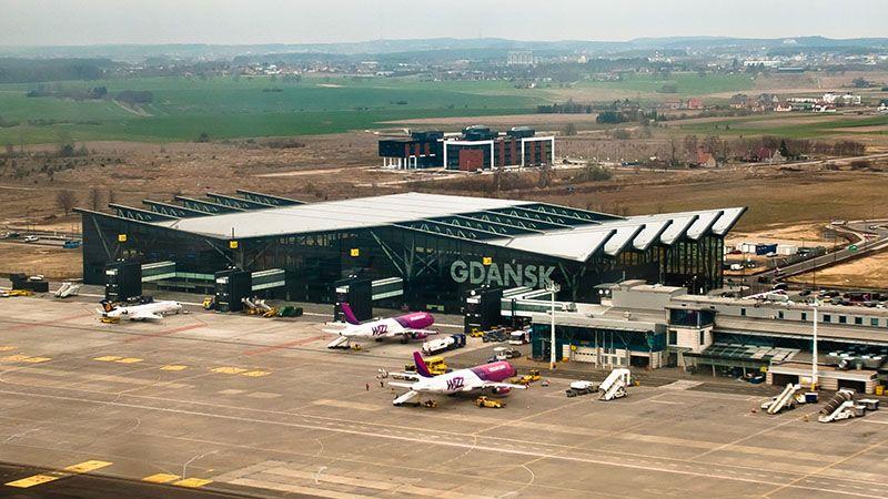 Lotnisko Gdańsk-Rębiechowo już ruszyło! W czerwcu polecimy z Wizzairem