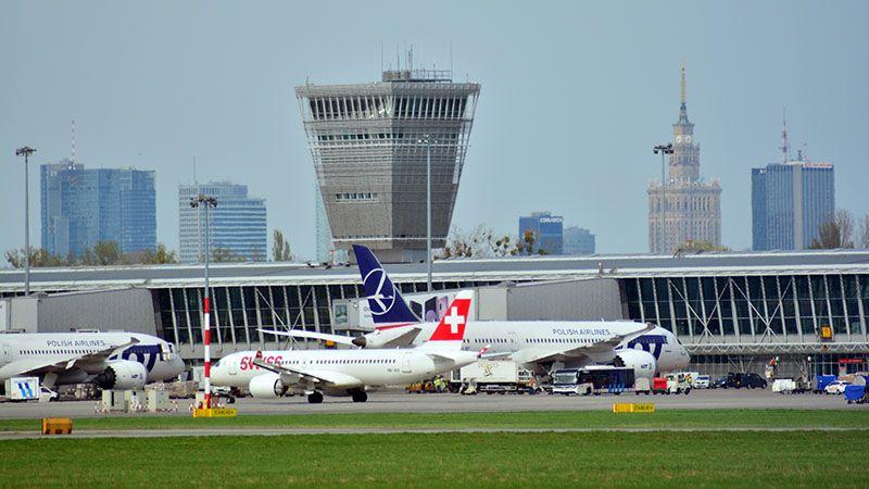 Lotnisko Warszawa-Okęcie zaoferuje najwięcej połączeń