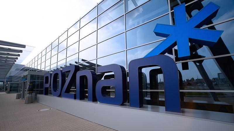 Informacja na temat połączeń z lotniska w Poznaniu