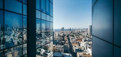 ביקרנו ב-4 קומות משרדי Autodesk ברוטשילד – כך הם נראים מבפנים