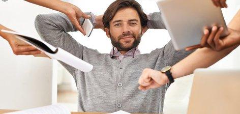 לחוצים בעבודה? 10 הדרכים האלה יעזרו להתמודד עם הלחץ והמתח