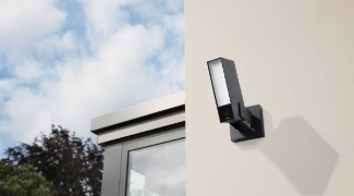 NETATMO Smart Outdoor Kamera Installation