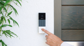 NETATMO Smart Video Doorbell Installation