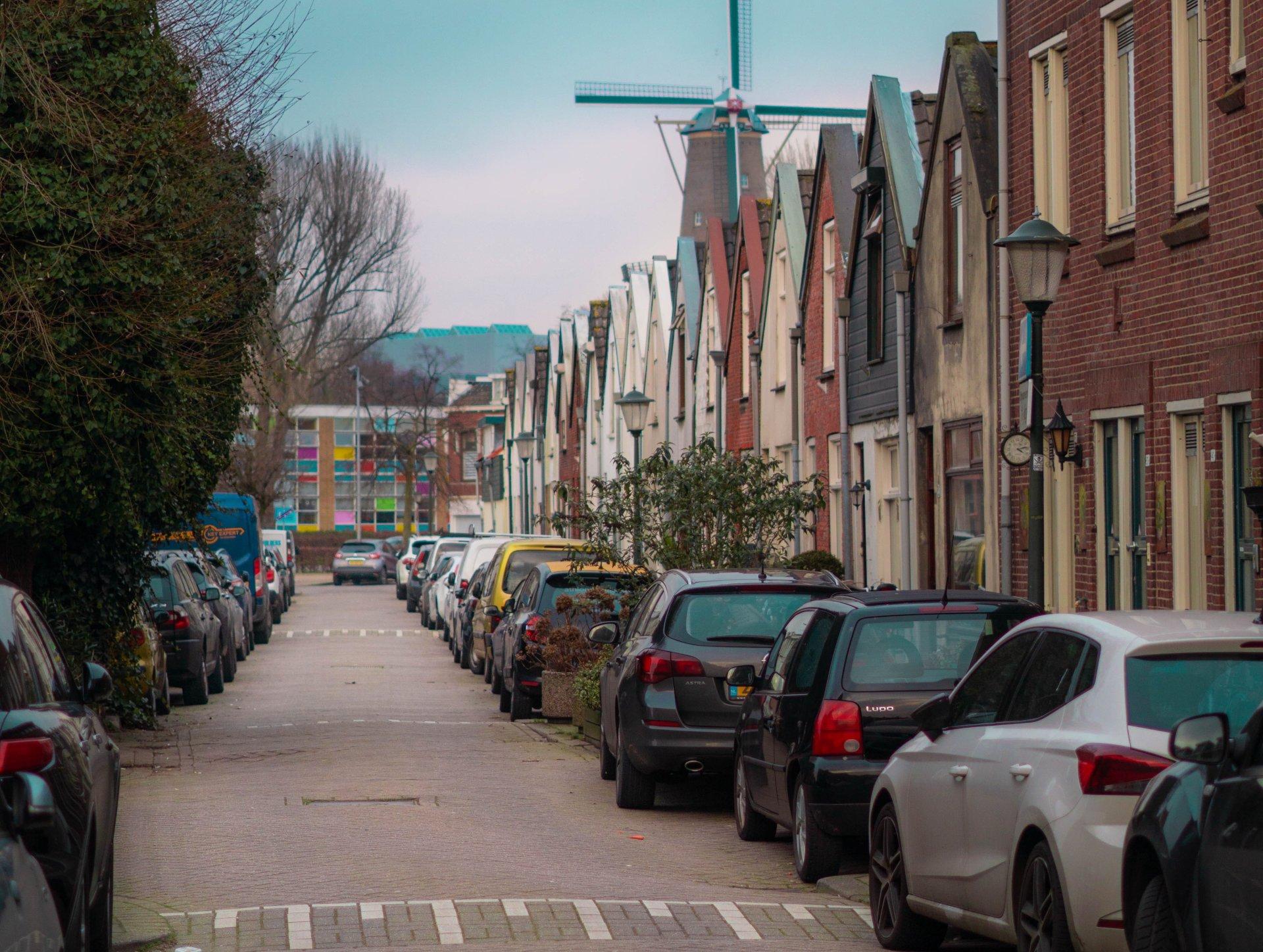 amsterdam parkeren parking
