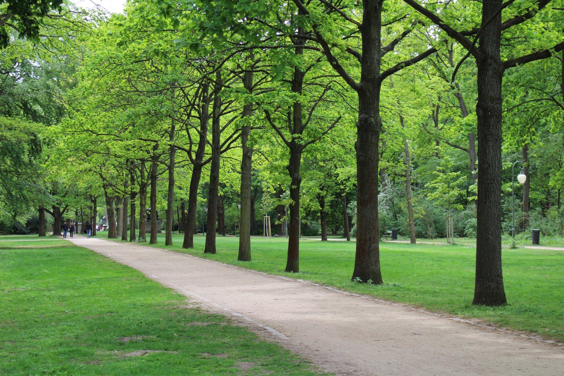 amsterdam green park city