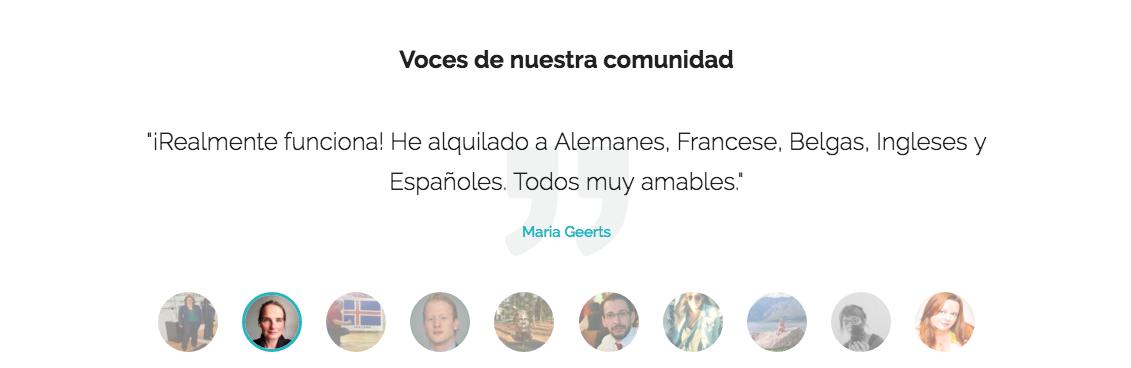 VOCES DE NUESTRA COMUNIDAD