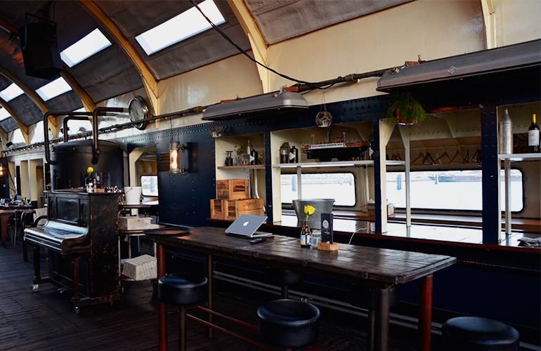 nautical restaurant