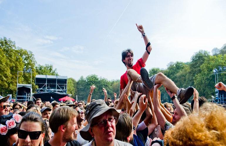 Rock En Seine Festival Paris musique