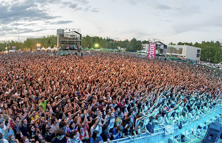 D-CODE festival Madrid musique