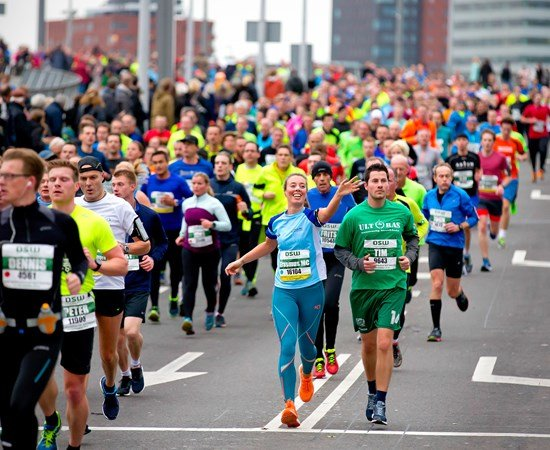 Rotterdam bruggenloop
