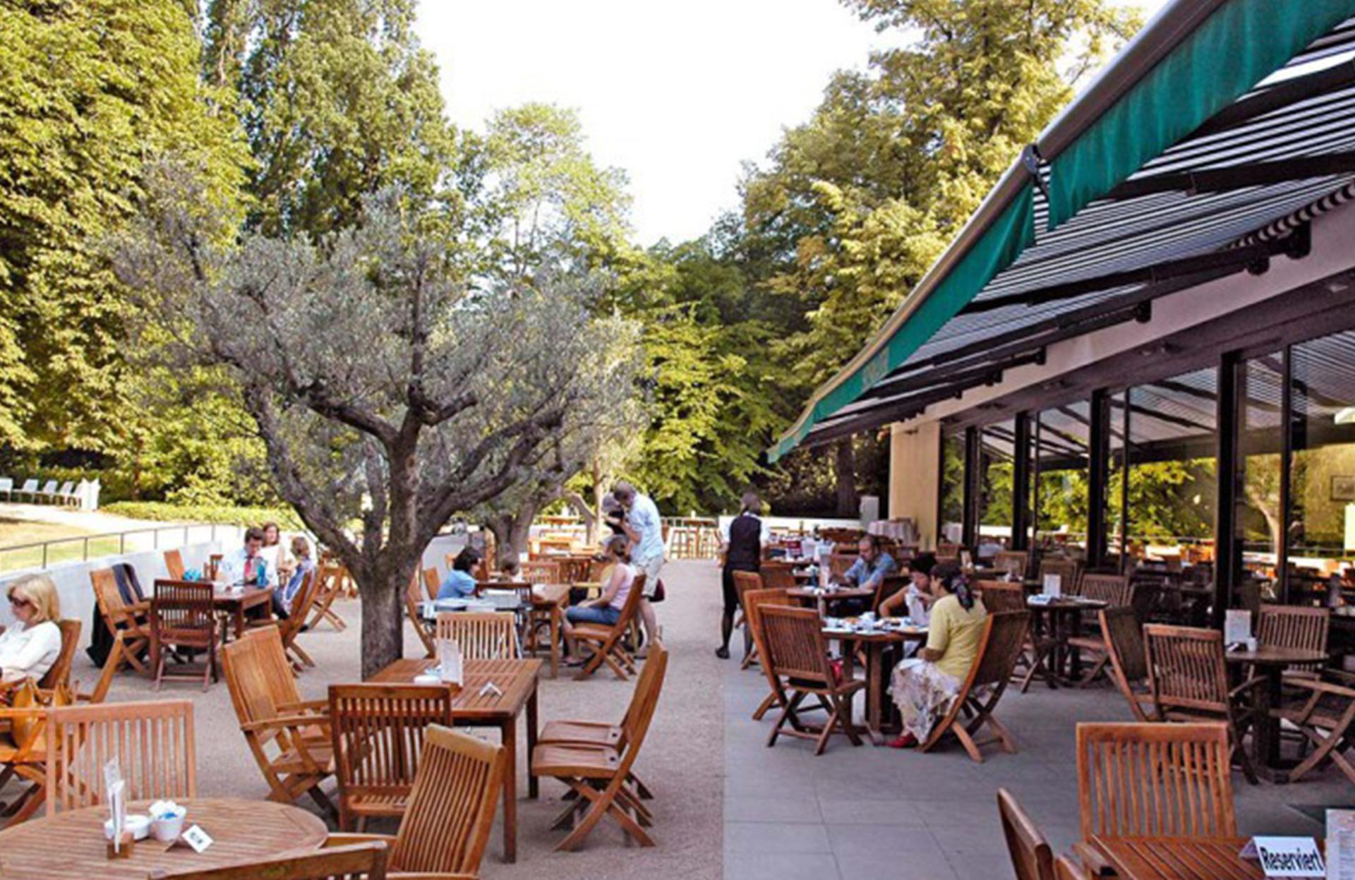 Cafehaus Siesmayer frankfurt parking