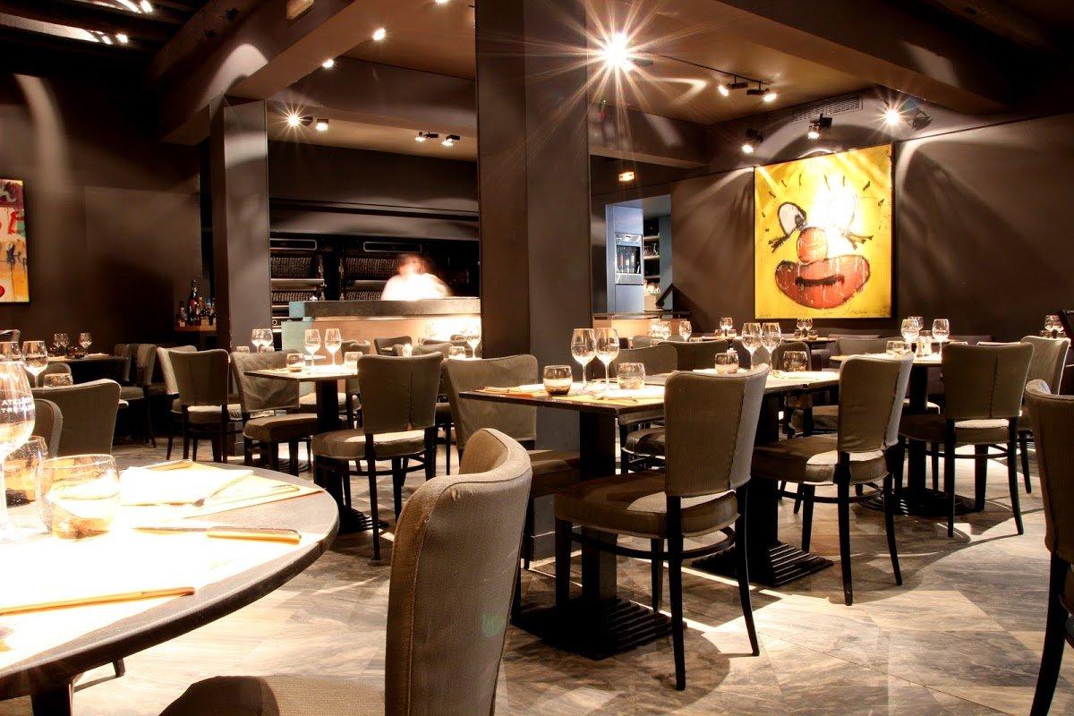 french restaurant paris gastronomy