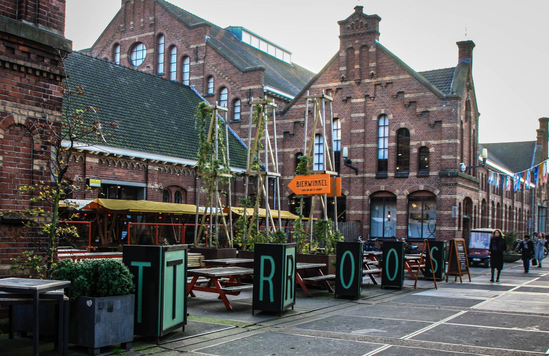 Brouwerij troost citytrip