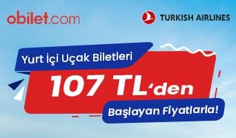 Türk Hava Yolları 26-27 Ekim 2020 Kampanyası