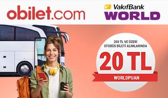 VakıfBank Worldcard Kampanyası