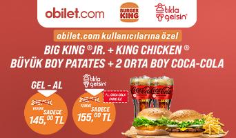 Burger King® 2021 Kampanyası