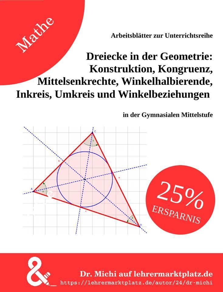 Mathe Geometrie Dreiecke