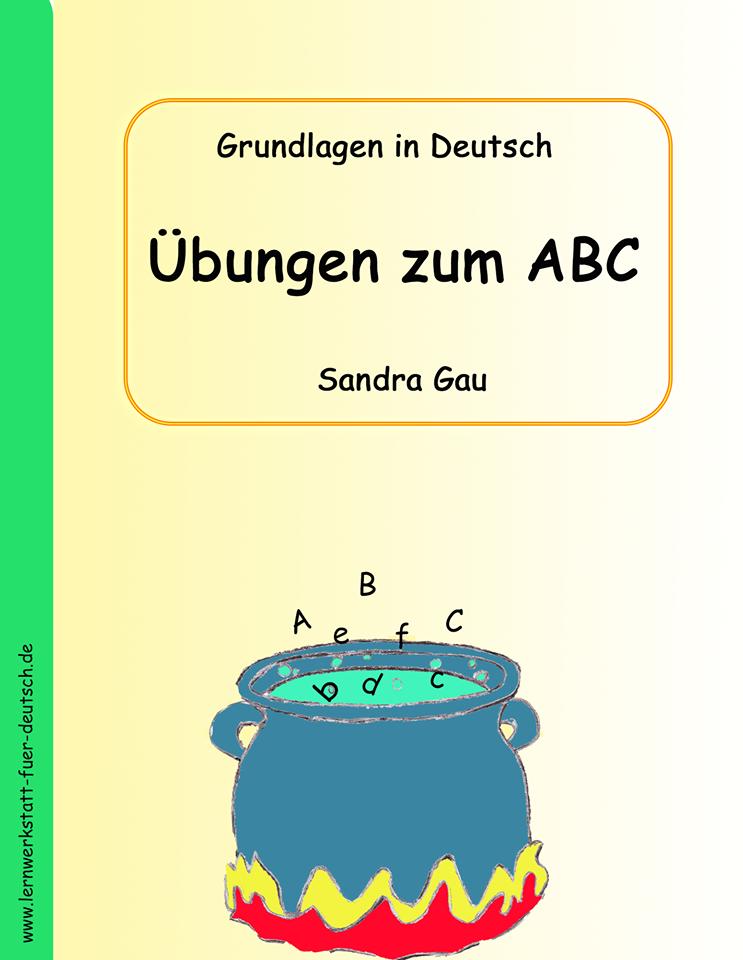 Übungen zum ABC Arbeitsblätter