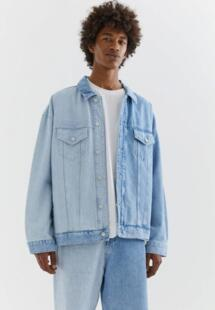 Куртка джинсовая Pull&bear IX001XM00C3MINL