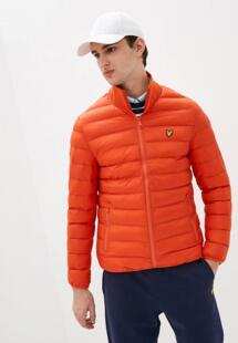 Куртка утепленная Lyle & Scott MP002XM1HIVPINM