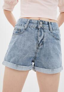 Шорты джинсовые Nerouge RTLAAK887701R400
