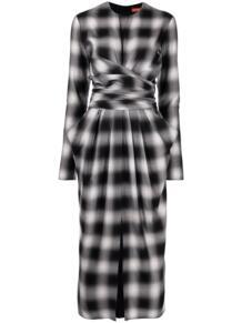 платье Tippi в клетку ALTUZARRA 165463005156