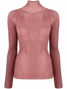fine-knit long-sleeve top ACNE STUDIOS 1671811483