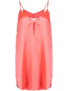 короткое платье-комбинация Michelle Mason 168343444948