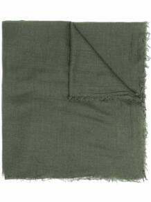 шарф с бахромой Rick Owens 17006688636363633263