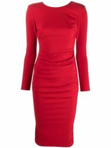 платье с бантом Elisabetta Franchi 170223325248