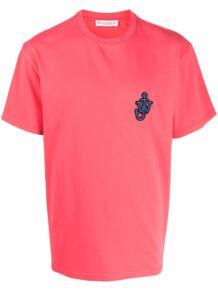 футболка с нашивкой Anchor JW Anderson 1702571576