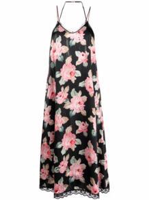 платье-комбинация с кружевом R13 170392668883