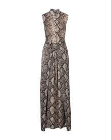 Длинное платье Cavalli Class 15037895KV