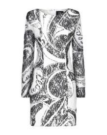 Короткое платье Cavalli Class 15040860WG