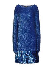 Короткое платье Cavalli Class 15060524TE