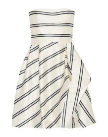 Короткое платье Halston 34966470IB