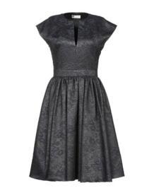 Платье до колена Lanvin 34977816TB