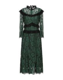 Платье длиной 3/4 Dolce&Gabbana 34980087MH