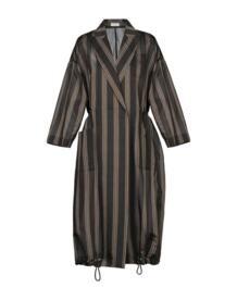 Легкое пальто BRUNELLO CUCINELLI 41939600UC