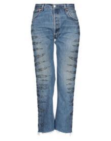 Джинсовые брюки RE/DONE with LEVI'S 42799388QC